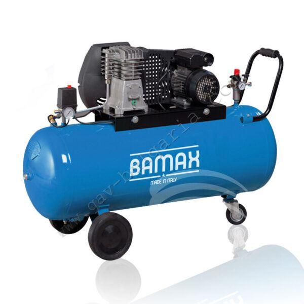 Монофазен компресор за въздух 200 литра