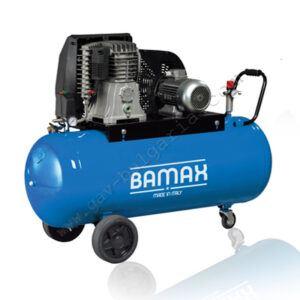 Трифазен въздушен компресор с ресивър 270 л. мощност 5.5 Hp, BX59G/270CT5.5